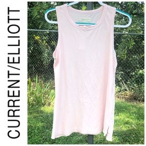Current/Elliott The new muscle tee tank Size 2